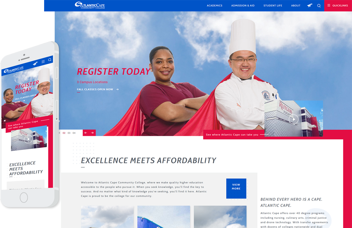 ACCC homepage